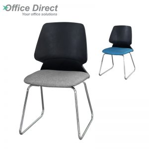VC-9304 fabric seat visitor chair
