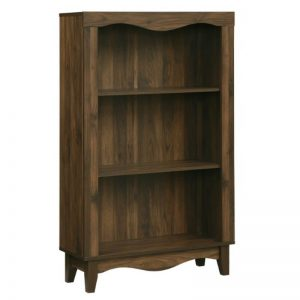 Nalis 3 Tier Bookshelf - Dark Brown