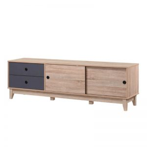 Solid board TV Cabinet