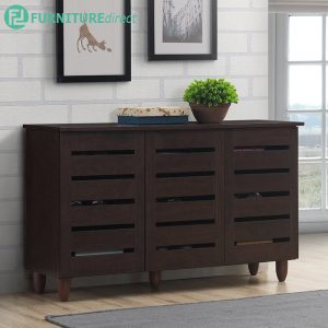 BONTON 3 Door shoe cabinet