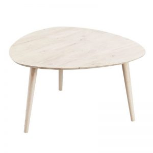 Itami Solid Wood Coffee Table - Natural