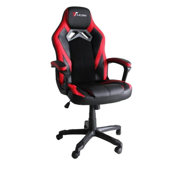 TTRacing Duo V3 Gaming Chair-Red