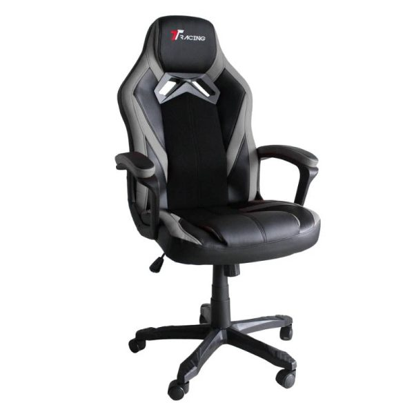 TTRacing Duo V3 Gaming Chair - Grey