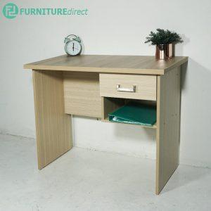 ED2029 JUDY 3 Feet Study desk in 25mm melamine top