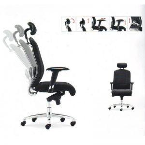 HBC-504 - High Back Revolving Office Chair