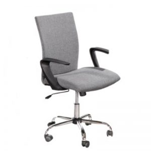 LOW BACK FABRIC OFFICE CHAIR