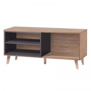Solid board TV Cabinet 4'