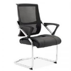 VISITOR SOFT PVC & MESH BACK OFFICE CHAIRS