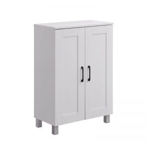 HEMNES 2 Door Shoes Cabinet