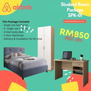 Student Room Package- SPK01