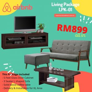 Living Room Package- LPK01