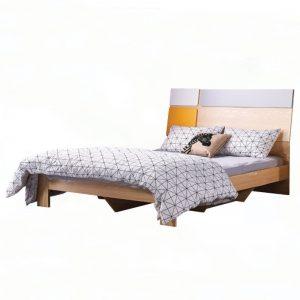 BANANA LEAF Queen Side Bed Frame