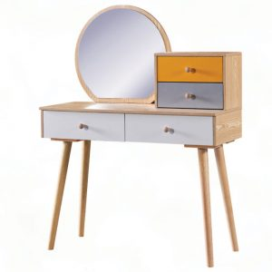 BANANA LEAF Dressing Table With Mirror