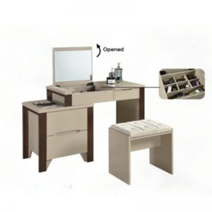 Enrich Dressing Table With Extended