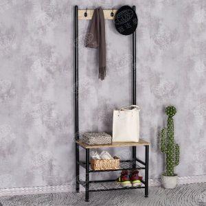[CLEARANCE] FELIX metal frame cloth hanger