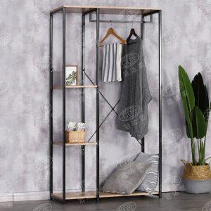 FELIX metal frame large garment rack