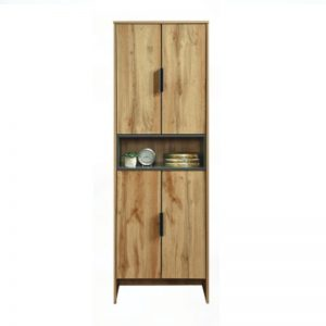 Flexi 4 Door Shoe Cabinet