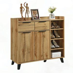 Flexi 2 Door Shoe Cabinet