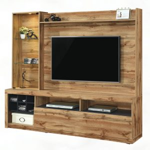 LH31105-265 TV wall Cabinet With LED Light