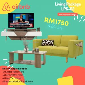 Living Room Package- LPK02