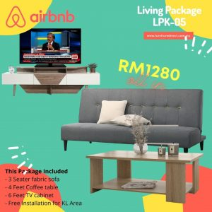 Living Room Package- LPK05