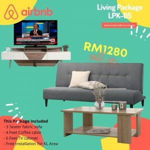 Living Room Package- LPK05