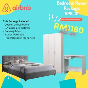 Bedroom Room Package- BPK01