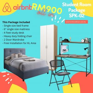Student Room Package- SPK02
