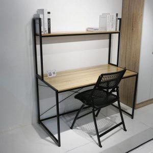 FELIX 4 Feet study desk with book shelf hutch