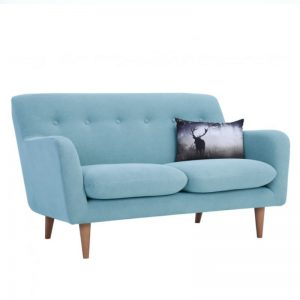 Sportage 2 Seater Sofa – Aquamarine