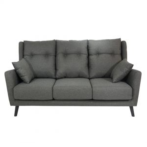 ZARA 3 Seater water repellent fabric sofa