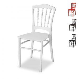 FCA2664 designer plastic chair