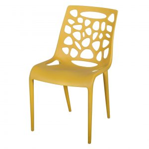 FCA2275 designer airflow plastic chair