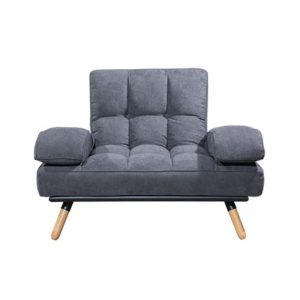 Armour PC 2187 Fabric Sofa - Ink