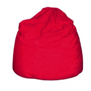 Boko-Boko Bean Bag PC 417 Fabric Bean Bag – Red