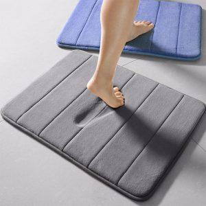 Furniture Direct High Density 40x60cm Velvet Plush Floor Mat