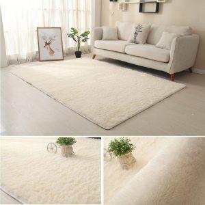 160x230cm silky wool rug