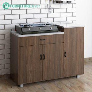 FREY tile top kitchen cabinet-364006