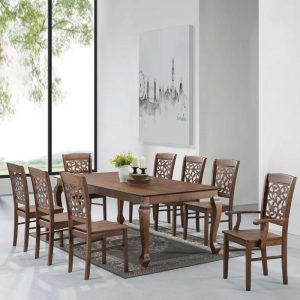 LACEY 8 seater dining set