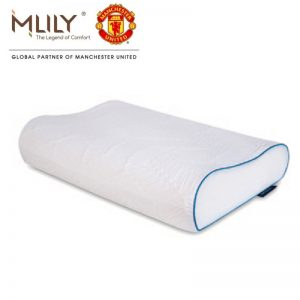 MLILY memory foam contour pillow