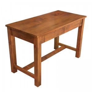 MRWRT-086 Solid Teak Wood Study Desks Oak