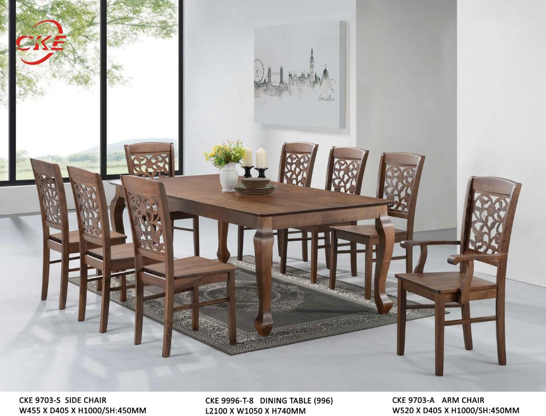 Lacey 8 Seater Dining Set Furnituredirect Com My