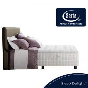 Serta SLEEP DELIGHT™ 29cm Pocket Spring Single Size Mattress