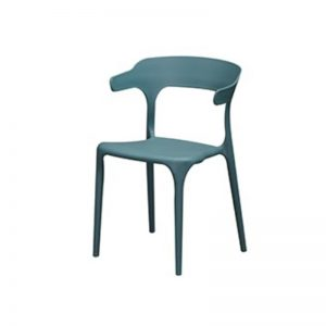 PP-809 DBL Polypropylene PP Chair Dark Blue