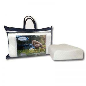 Dreamland Latex pro contour pillow