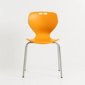 MATA designer plastic chair-Mango