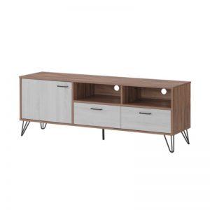 HC-6259 Chipboard 5FT TV Cabinet Walnut