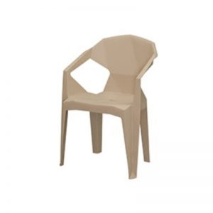 PP-813 WH Polypropylene PP Chair Wheat