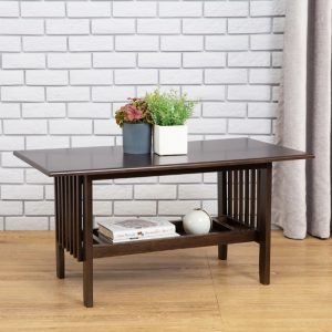 Kylie solid wood coffee table