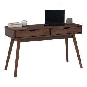 Lamar 4 feet solid wood working desk console table